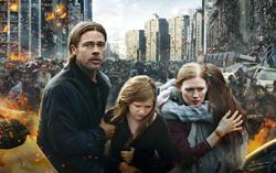 Постер фильма «Война миров Z»