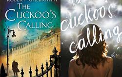 Обложки книги The Cuckoo's Calling
