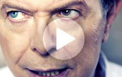 Кадр из клипа Дэвида Боуи на песню Valentine's Day