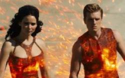 Кадр из фильма «Голодные игры. И вспыхнет пламя»