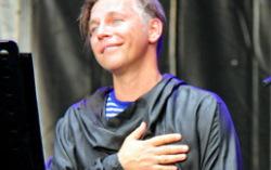 Илья Лагутенко. Фото с сайта mumiytroll.com
