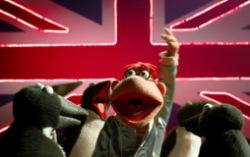 Кадр из мультфильма «Маппеты-2»