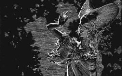 Галадриэль. Фрагмент иллюстрации А. Коротича
