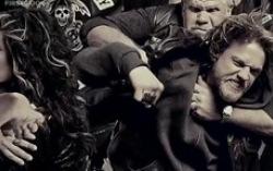 Кадр из трейлера сериала «Сыны анархии»