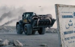 Кадр из тизера фильма «Монстры-2. Темный континент»