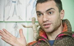 Алексей Мирошниченко. Фото с сайта zwezda.perm.ru