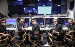 Кадр из фильма «One Direction: Это мы»