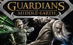 Обложка игры «Стражи Средиземья»