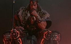 Кадр из фильма «Конан-варвар»