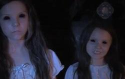 Кадр из фильма «Паранормальное явление: Метка дьявола»