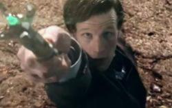 Кадр из тизера сериала «Доктор Кто»
