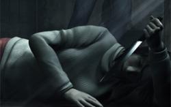 Скриншот из игры Silent Hill 2