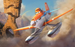 Кадр из мультфильма «Самолеты-2»