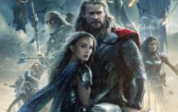 Постер фильма «Тор 2: Царство тьмы»