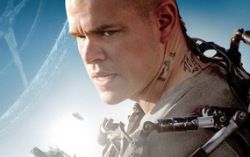 Постер к фильму «Элизиум: Рай не на Земле»