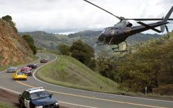 Кадр из фильма «Жажда скорости»