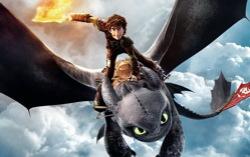Кадр из мультфильма «Как приручить дракона-2»