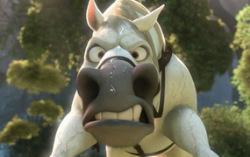 Кадр из мультфильма «Рапунцель: Запутанная история»