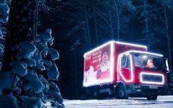 Фото организаторов акции «Рождественский караван»