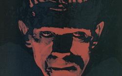 Постер фильма «Франкенштейн», 1931 год