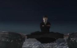 """Кадр из ролика «Жан-Клод Ван Дамм и Чак Норрис получили ответ от Хомы Брута из """"Вий»"""