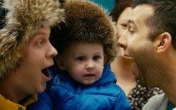 Кадр из фильма «Ёлки 3»