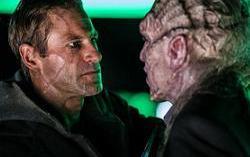 Кадр из фильма «Я, Франкенштейн»