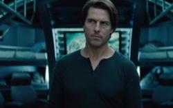 Кадр из фильма «Миссия невыполнима: Протокол Фантом»
