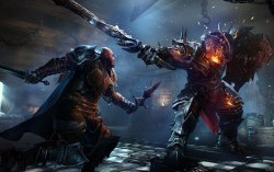 Арт Lords of the Fallen