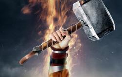 Постер к фильму «Тор 2: Царство тьмы»