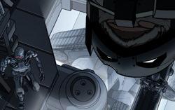 Постер фильма «Бэтмен vs Терминатор»
