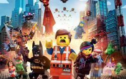 Постер мультфильма «Лего. Фильм»