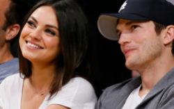 Мила Кунис и Эштон Катчер. Фото с сайта hollywoodreporter.com