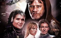 Фрагмент фанатского постера фильма «Звездные войны. Эпизод VII»
