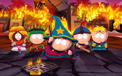 Обложка игры «South Park: Палка истины»