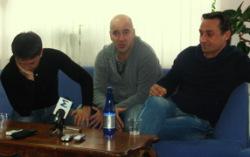 Временно трио «Квартет И». Фото (С) Weburg.net