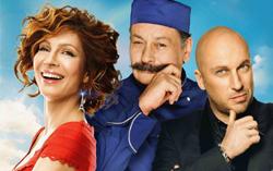 Постер фильма «Кухня в Париже»