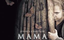Фрагмент постера фильма «Мама»