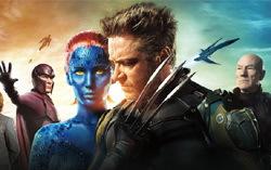 Постер фильма «Люди Икс: Дниминувшего будущего»