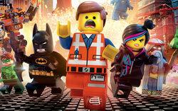 Постер к мультфильму «Лего. Фильм»