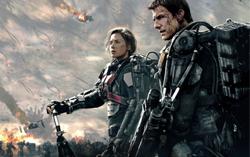 Постер фильма «Грань будущего»