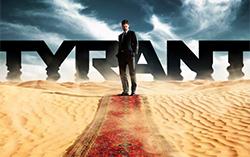 «Тиран», постер сериала