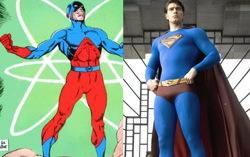Брэндон Рут меняет масштаб. Кадр из фильма «Возвращении Супермена»