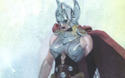 Новый образ Тора. Фото с сайта hollywoodreporter.com