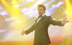 Кадр из фильма «Железный человек-2»