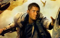 Фрагмент постера фильма «Безумный Макс: Дорога ярости»