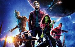 Постер фильма «Стражи галактики»