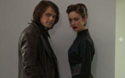 Кадр из фильма «Академия вампиров»