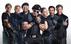 Постер фильма «Неудержимые 3»