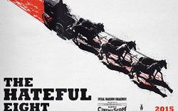 Постер фильма «Ненавистная восьмерка»
